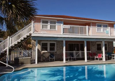 Myrtle Beach Rentals 10-bedroom ocean view Coral Breeze in the Crescent Beach section of North Myrtle Beach, South Carolina image 101