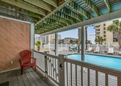 Myrtle Beach Rentals 10-bedroom ocean view Coral Breeze in the Crescent Beach section of North Myrtle Beach, South Carolina image 104