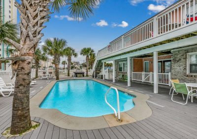 Myrtle Beach Rentals 10-bedroom ocean view Coral Breeze in the Crescent Beach section of North Myrtle Beach, South Carolina image 105
