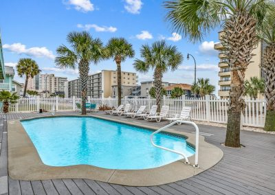 Myrtle Beach Rentals 10-bedroom ocean view Coral Breeze in the Crescent Beach section of North Myrtle Beach, South Carolina image 107