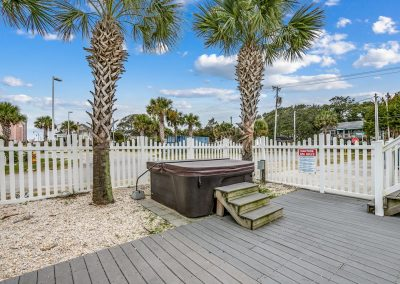 Myrtle Beach Rentals 10-bedroom ocean view Coral Breeze in the Crescent Beach section of North Myrtle Beach, South Carolina image 108