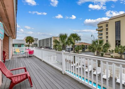 Myrtle Beach Rentals 10-bedroom ocean view Coral Breeze in the Crescent Beach section of North Myrtle Beach, South Carolina image 147