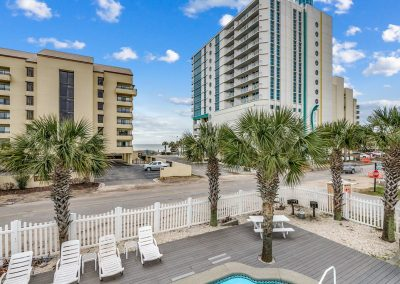 Myrtle Beach Rentals 10-bedroom ocean view Coral Breeze in the Crescent Beach section of North Myrtle Beach, South Carolina image 148