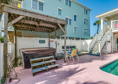 Myrtle Beach Rentals Luxury OCEANFRONT 8 Bedroom Home w/ Private Pool & Hot Tub! image 137